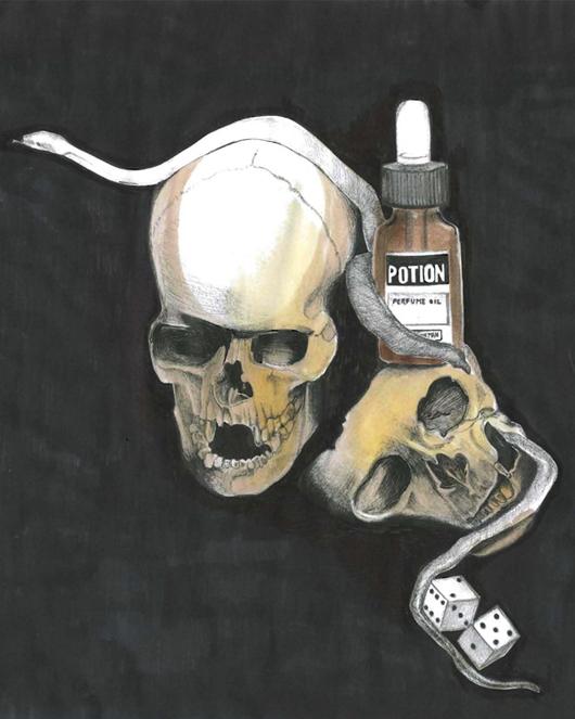 Perfume Oil Potion-Dsquared