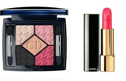 Maquillage Dior & Chanel.1