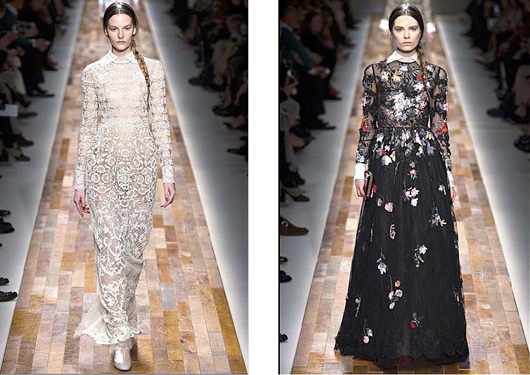 VALENTINO-Fall-Winter 2013-2014-Fashion Show