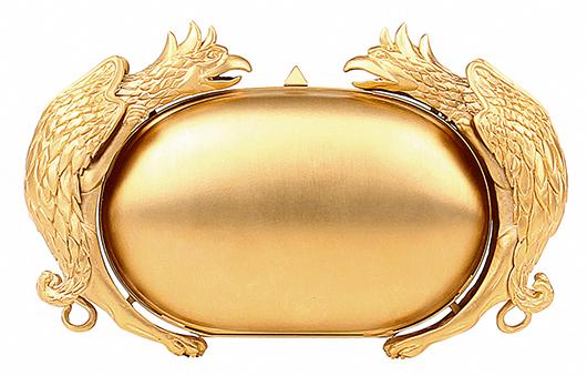 GoldenMetalClutch-Valentino
