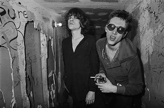 David-Johansen-Richard-Hell-1976